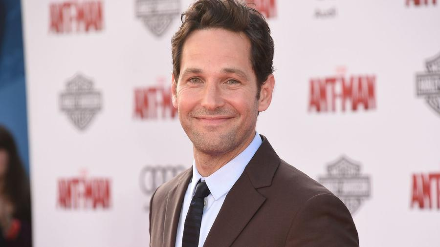 Paul Rudd 47. (Getty Images)