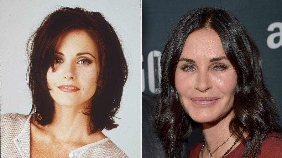 Courteney Cox (Bright/Kauffman/Crane Productions / Getty Images)